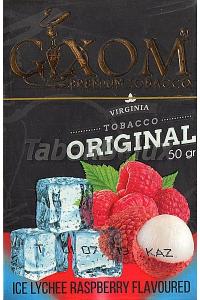 GIXOM Ice Lychee Raspberry (Лед Личи Малина) 50 грамм