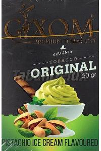 GIXOM Pistachio Ice Cream (Фисташковое мороженое) 50 грамм
