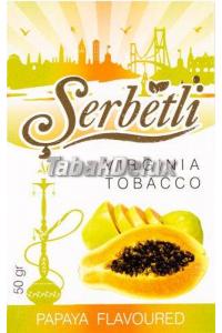 Serbetli Lime with Spiced Peach (Лайм Пряный Персик)  50 грамм