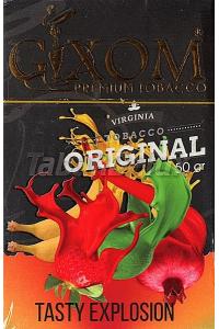 GIXOM Tasty Explosions (Взрывы вкуса) 50 грамм