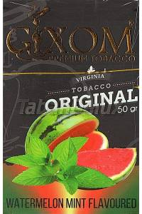 GIXOM Watermelon Mint (Арбуз мята) 50 грамм