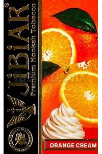 Jibiar Orange Cream (Апельсин Крем) 50 грамм