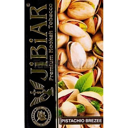 Jibiar Pistachio Brezee (Фисташки) 50 грамм