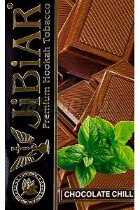 Jibiar Chocolate Chill (Шоколад Мята) 50 грамм