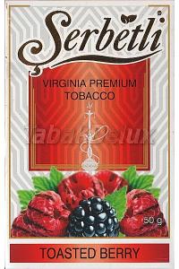 Serbetli Toasted Berry (Запечённые Ягоды) 50 грамм