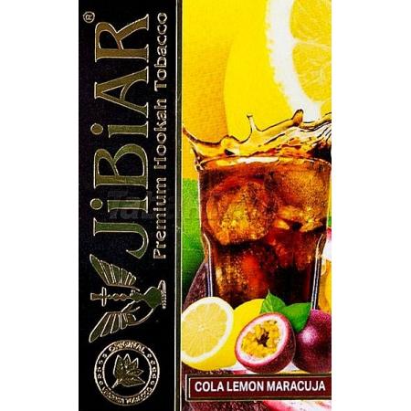 Jibiar Cola Lemon Maracuja (Кола Лимон Маракуйя) 50 грамм