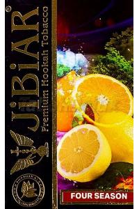 Jibiar Four Seasons (Четыре Сезона) 50 грамм