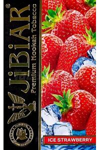 Jibiar Ice Strawberry (Лёд Клубника) 50 грамм