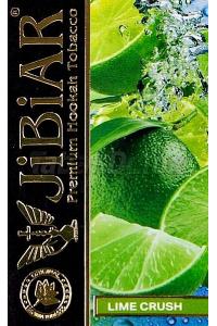 Jibiar Lime Crush (Лайм Лимон) 50 грамм