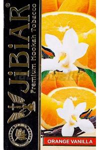 Jibiar Orange Vanilla (Апельсин Ваниль) 50 грамм