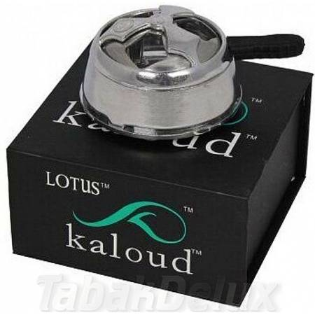 Калауд Лотус в Коробке - Серебро Глянец 1 ручка