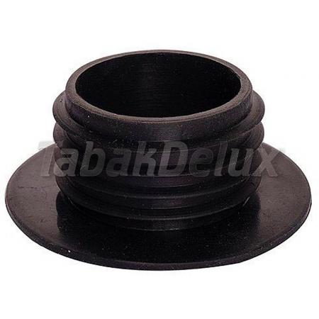 Уплотнитель для колбы 3 резьбы Большой - Чёрный