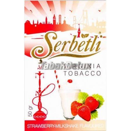 Serbetli Strawberry Milkshake (Клубничный Милкшейк) 50 грамм