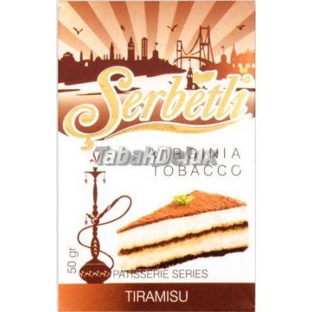 Serbetli Tiramisu (Тирамису) 50 грамм