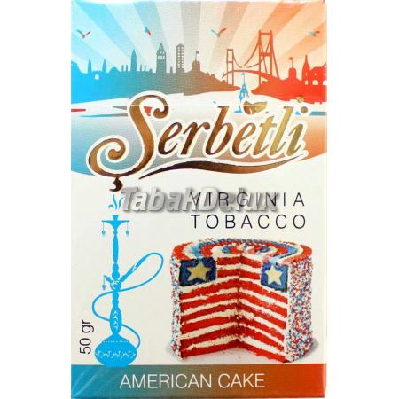 Serbetli American Cake (Американский Пирог) 50 грамм