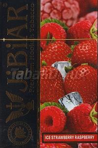 Jibiar Ice Strawberry Raspberry (Лёд Клубника Малина) 50 грамм