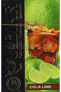 Jibiar Cola Lime (Кола Лайм) 50 грамм