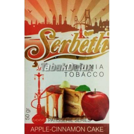 Serbetli Apple Cinnamon Cake (Яблоко Корица Пирог) 50 грамм