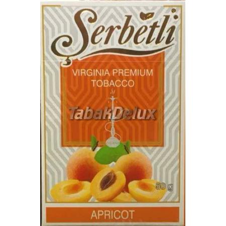 Serbetli Apricot (Абрикос) 50 грамм