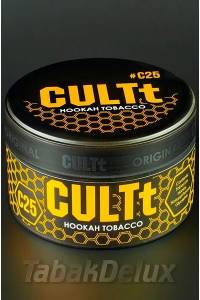 CulTt C25 Yellow Gummy 100 грамм