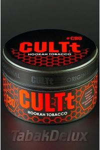 CulTt C80 Cherry Tea 100 грамм