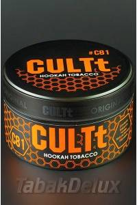 CulTt C81 Pitaya Lime Orange 100 грамм