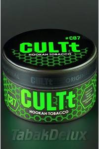 CulTt C87 Lime Elderberry 100 грамм