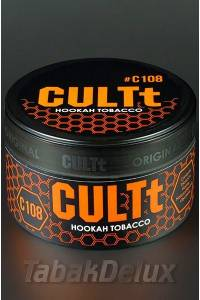 CulTt C108 Jasmine Orange 100 грамм