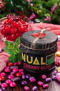 Nual Cherry Gum 200 грамм