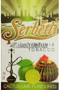 Serbetli Cactus Lime (Кактус Лайм) 50 грамм