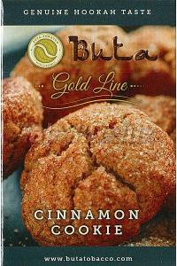 Buta Gold Cinnamon Cookie (Печенье Корица) 50 грамм