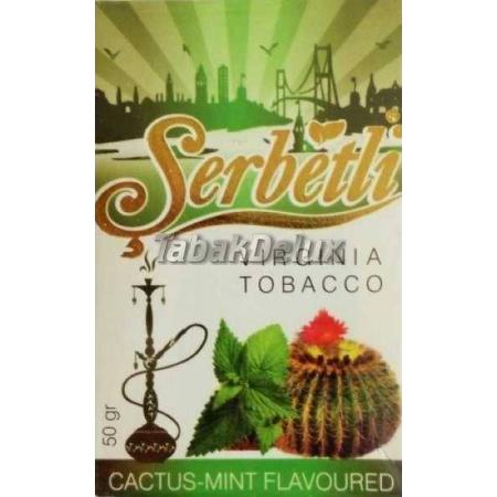 Serbetli Cactus Mint (Кактус Мята) 50 грамм