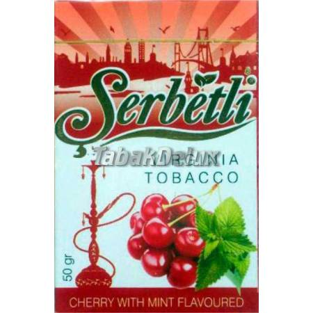 Serbetli Cherry Mint (Вишня Мята) 50 грамм