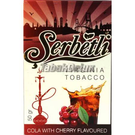 Serbetli Cola Cherry (Кола Вишня) 50 грамм