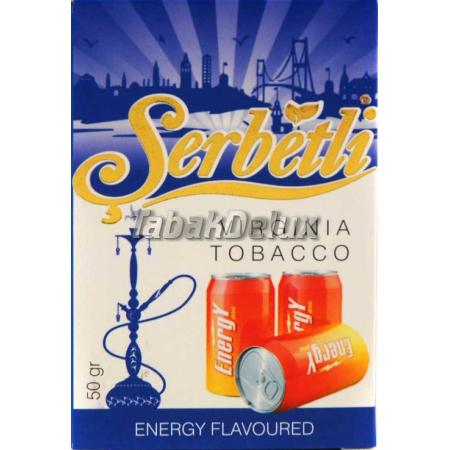 Serbetli Energy (Энергия) 50 грамм