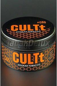 CulTt C65 Banana Cinnamon Milk 100 грамм