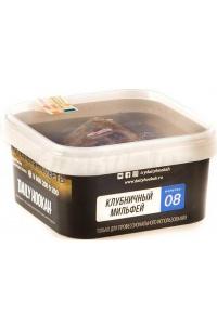 Daily Hookah Клубничный мильфей 250 грамм