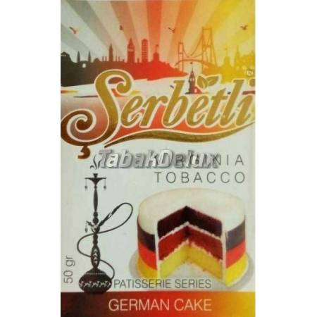 Serbetli German Cake (Германский Пирог) 50 грамм