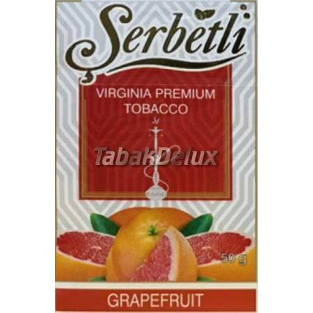 Serbetli Grapefruit (Грейпфрут) 50 грамм
