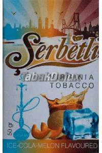 Serbetli Ice Cola Melon (Лед Кола Дыня) 50 грамм