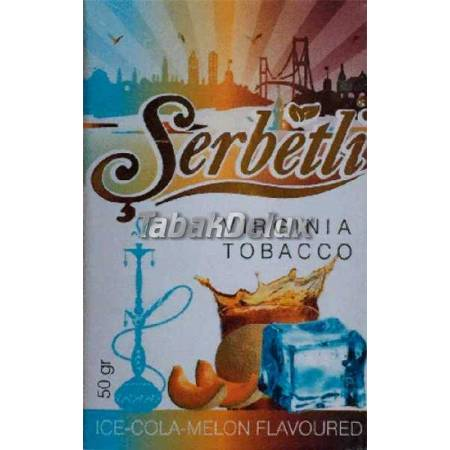 Serbetli Ice Cola Melon (Лед Кола Дыня) 50 грамм