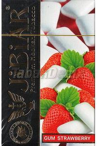 Jibiar Gum Strawberry (Жвачка Клубника) 50 грамм