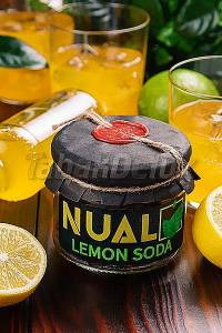Nual Lemon Soda 200 грамм