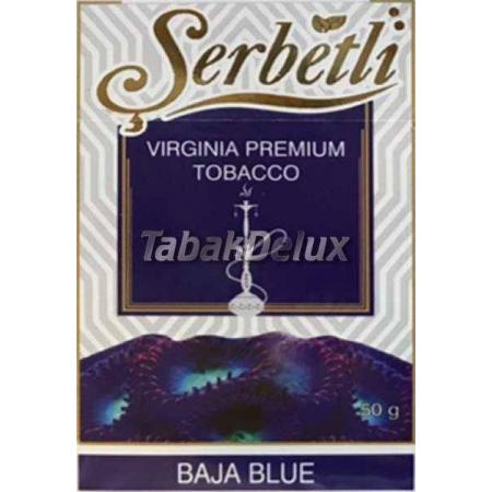 Serbetli Baja Blue (Бая Блю) 50 грамм