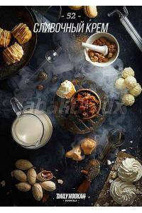 Развес Daily Hookah Сливочный крем 50 грамм