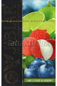 Jibiar Lime Lychee Blueberry (Лайм Личи Черника) 50 грамм