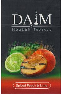 Daim Space Peach & Lime (Пряный Персик Лайм) 50 грамм