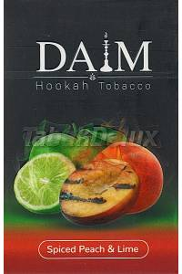 Daim Spiced Peach Lime (Пряный Персик Лайм) 50 грамм