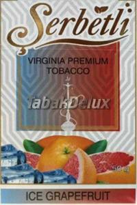 Serbetli Ice Grapefruit (Лёд Грейпфрут) 50 грамм