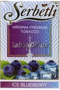 Serbetli Ice Blueberry (Лёд Черника) 50 грамм